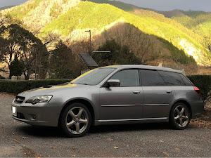 レガシィツーリングワゴン BP5 2004年型(アプライドB) GT(5MT)のカスタム事例画像 ミソさん@BPさんの2018年12月08日15:53の投稿