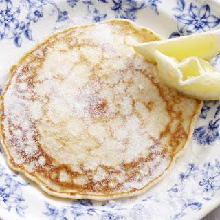 Classic Pancakes.