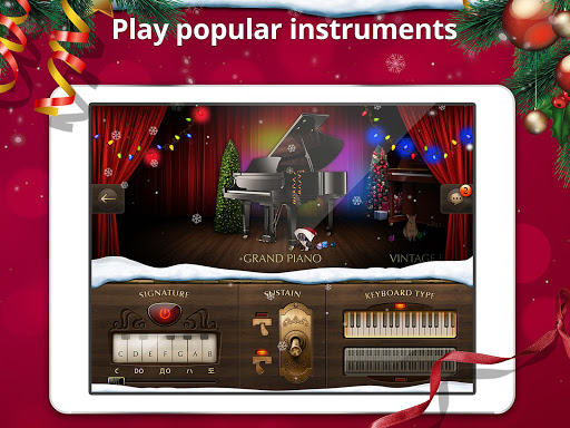 Christmas Piano: Music & Games 1.0.2 screenshots 9