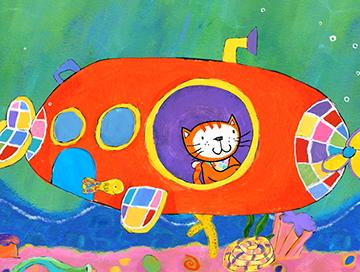 Poppy Cat - poster
