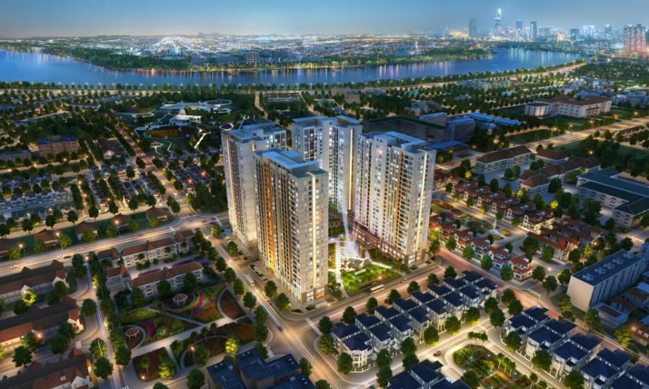 Giới thiệu về vị trí dự án 145ha Bình Trưng Đông Quận 2
