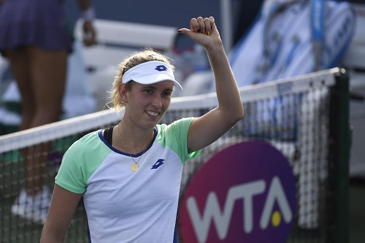 Elise Mertens speelt vandaag haar achtste finale op de Australian Open: tegen wie speelt ze en om hoe laat is de wedstrijd?