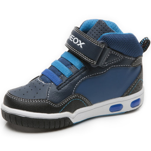 Thumbnail images of Geox Flame Light Trainers