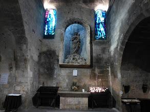Photo: Philippine de Brion, a fait ériger cette chapelle vers 1540 aux frais de sa famille.