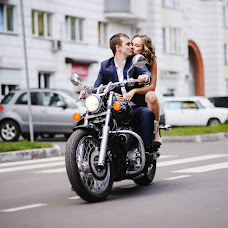 Wedding photographer Aleksandr Ponomarev (kosolapy). Photo of 20.02.2016