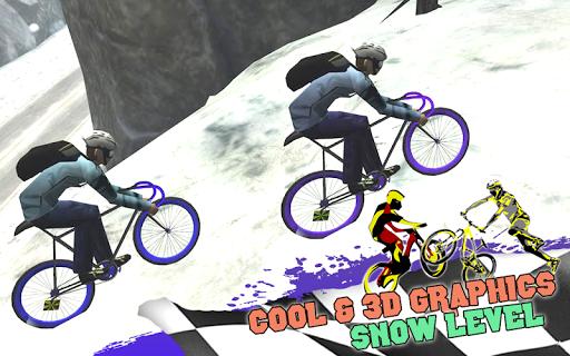 BMX Boy Bike Stunt Rider Game 1.0.3 screenshots 9