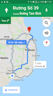 Driving Directions - Maps - náhled