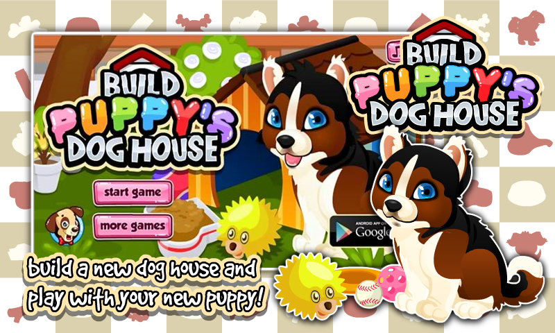 Puppy Pet Care & Dog House- screenshot