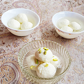 Rasgulla Recipe - How to Make Spongy Rasgulla Recipe