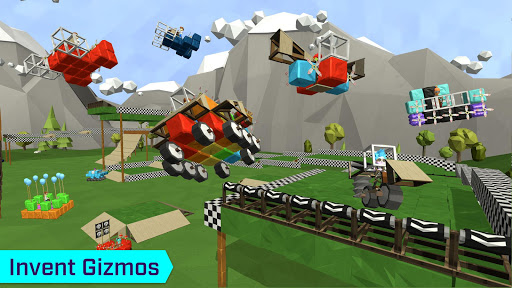 Q.U.I.R.K- Build Your Own Games & Fantasy World 0.06.4714PH APK MOD screenshots 1