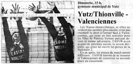 Photo: N2F ASVB - Valenciennes