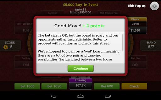 Insta Poker Coach Texas Holdem 1.6 3