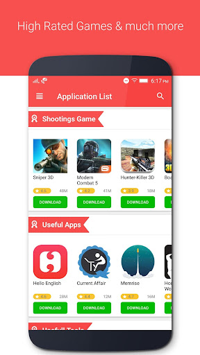 All About MoboMarket App