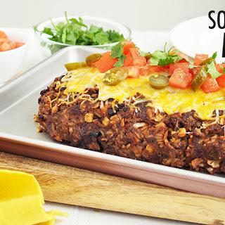 Southwestern Taco Meatloaf