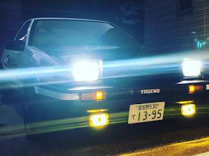スプリンタートレノ AE86 AE86 GT-APEX 58年式のカスタム事例画像 lemoned_ae86さんの2019年09月29日18:45の投稿