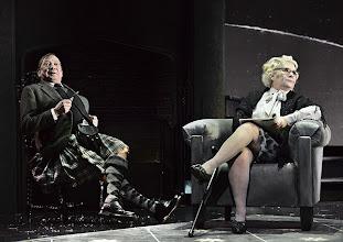 Photo: Wien/ Theater in der Josefstadt: DIE MAUSEFALLE von Agatha Christie, Inszenierung Folke Braband, Premiere 19.12.2013. Heribert Sasse, Marianne Nentwich. Foto: Barbara Zeininger