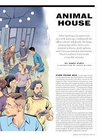Toronto Life- screenshot thumbnail