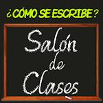 Salón de Clases icon