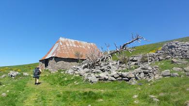 Photo: Vacherie de la Poche 1377 m