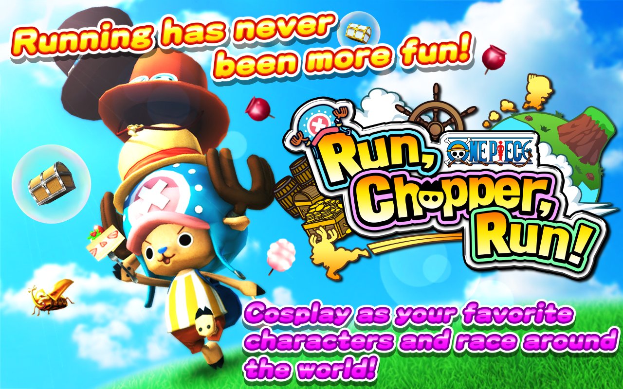 ONE PIECE Run, Chopper, Run! - screenshot
