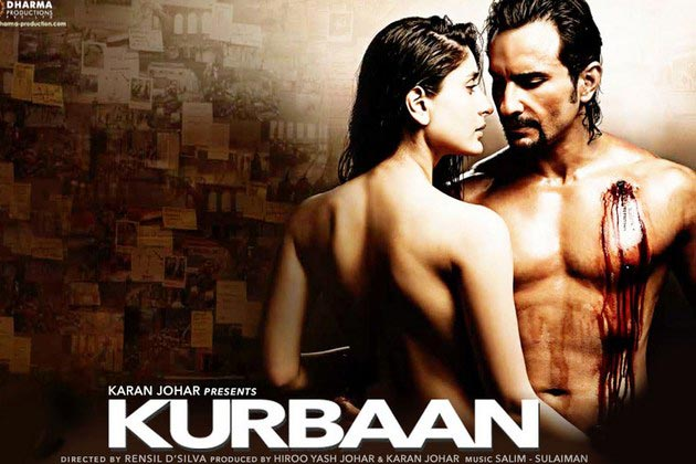 7 Boldest Movies of Bollywood Untouched by Censor Board