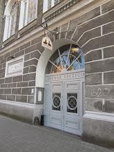 Photo: piwniczka Starej Komendy na Placu Batorego - miejsce spotkań z podróżnikami