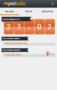 prelado - Mobile Phone Top-up- screenshot thumbnail