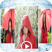 Rainy Photo Video Maker