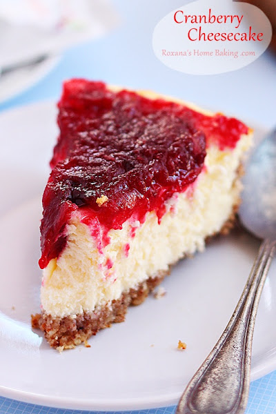 Photo: http://www.roxanashomebaking.com/cranberry-cheesecake-recipe/