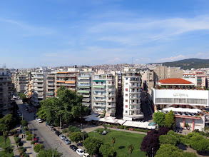 Photo: Thessaloniki - view from White Tower