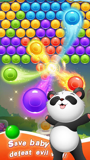 New Bubble Shooter : Bubble Panda Pop Rescue 1.2.0 screenshots 2