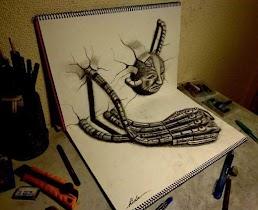 TOP 3D Pencil Drawing - screenshot thumbnail 05