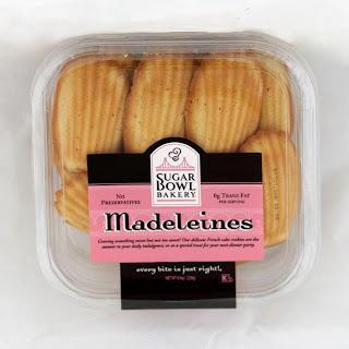 Sugar Bowl Bakery's Amaretto Cheesecake with Madeleine Crust