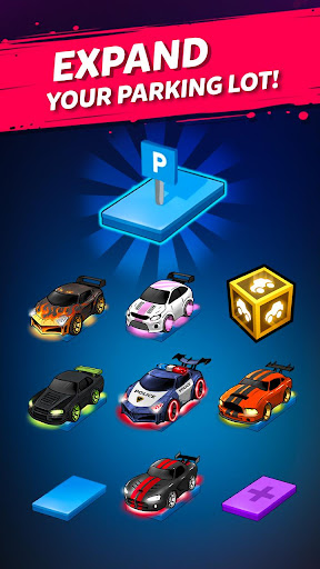 Merge Neon Car screenshots 6