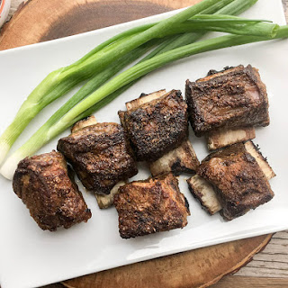 Baked Beef Short Ribs.