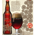 Logo of New Belgium Lips Of Faith La Folie 2014