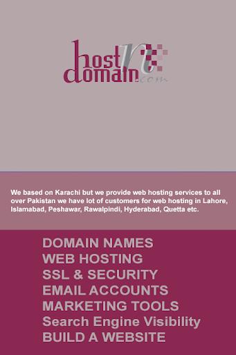 Host N Domain