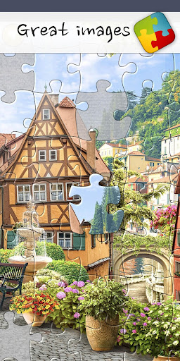 Jigsaw Puzzle HD - play best free family games apkmr screenshots 4