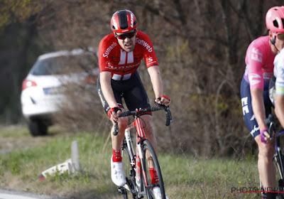 La garde rapprochée de Tom Dumoulin pour le Giro