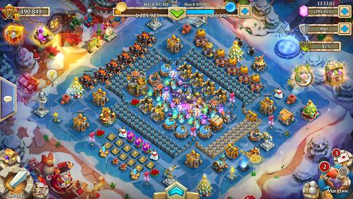Castle Clash: War of Heroes RU 1.4.57 androidappsheaven.com 1