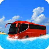 Water Surfer Bus Simulation