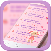 GO SMS Girl