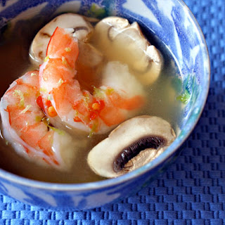 Quick Shrimp Soup Recipes