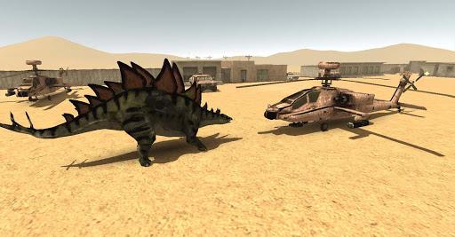 Battle Dinosaur Clash  trampa 2
