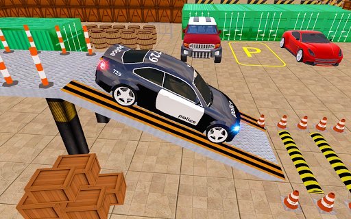 Police Parking Adventure - Car Games Rush 3D 1.0.5 screenshots 1