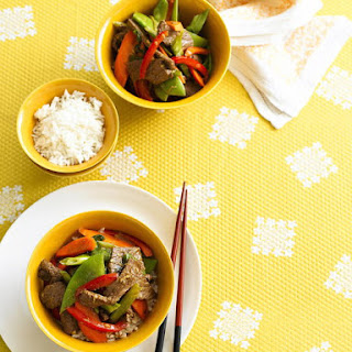 Japanese Stir-Fried Beef
