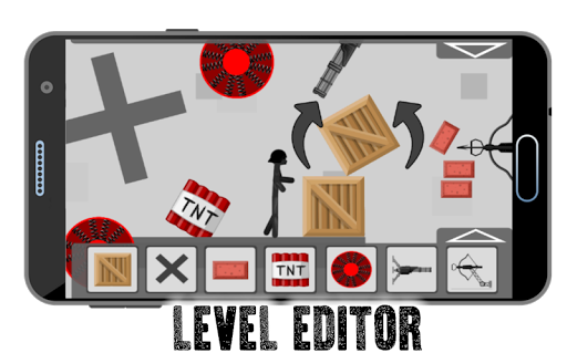 Stickman Destruction EDITOR 2018 for PC