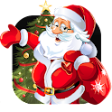 Santa Claus Xmas Live WP icon