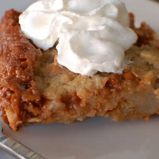 Feel The Love, Butterscotch Bread Pudding.