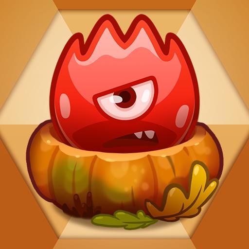 Monster Busters: Hexa Blast Icon